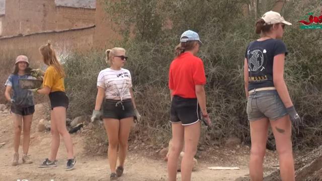 """Un profesor marroquí llama a decapitar a las jóvenes europeas que entren al país con """"shorts"""""""