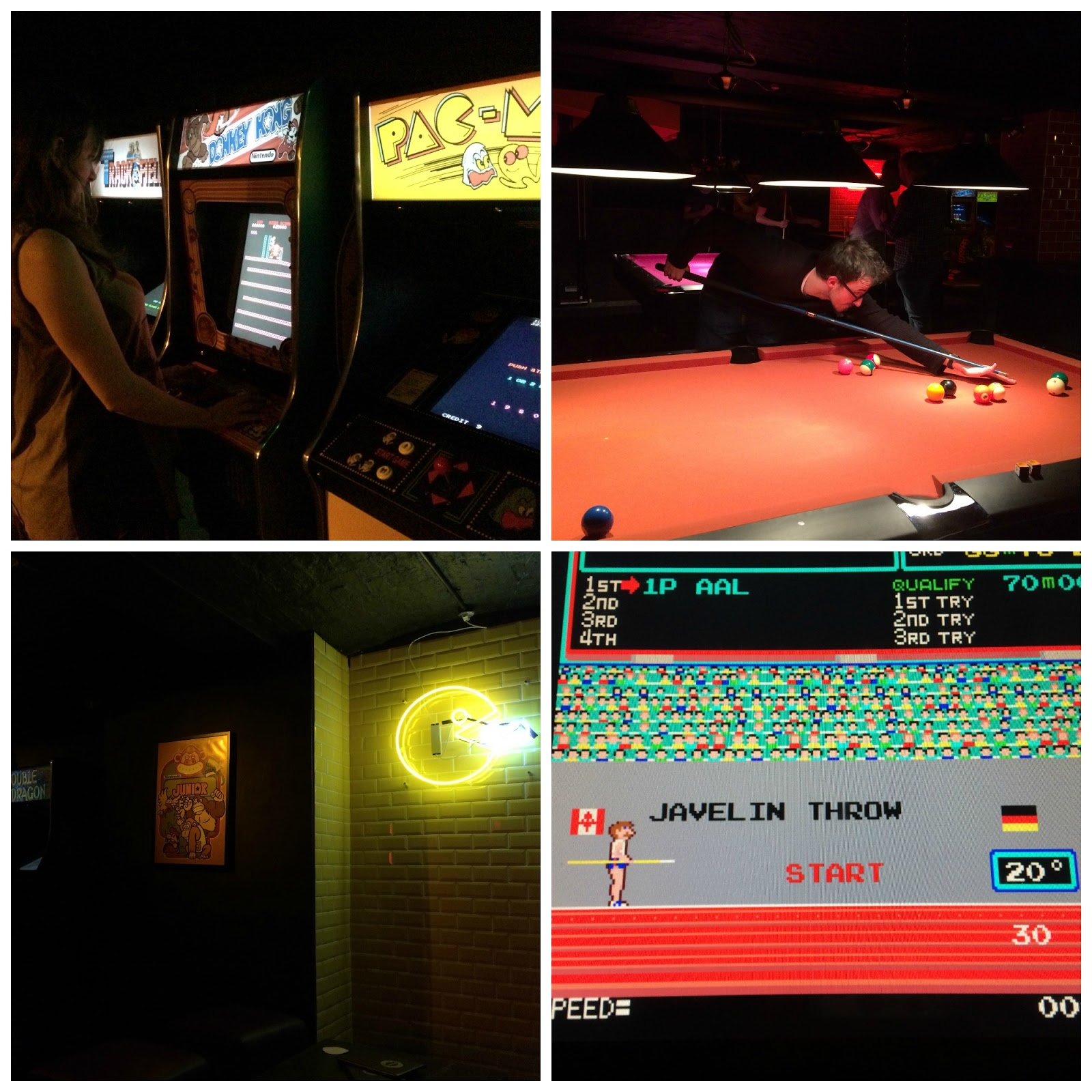 Hidden bars and crazy golf in Manchester | make do and mend