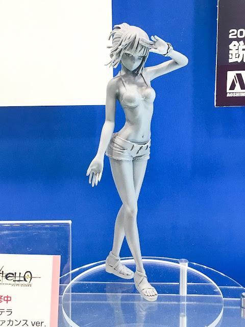 Fate/Extella – Saber Street Vacation