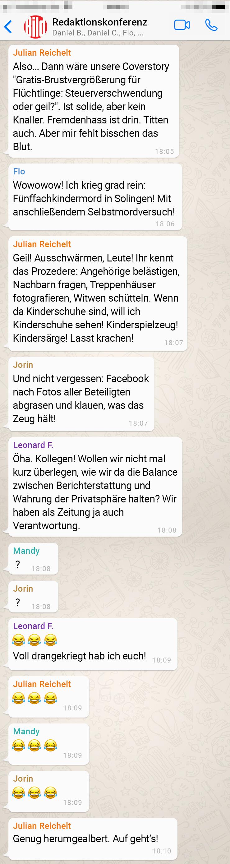 Whatsapp Bild Nachrichten