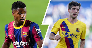 Barcelona squad Top 5 biggest transfer value upgrades and declines for 2020/2021 season