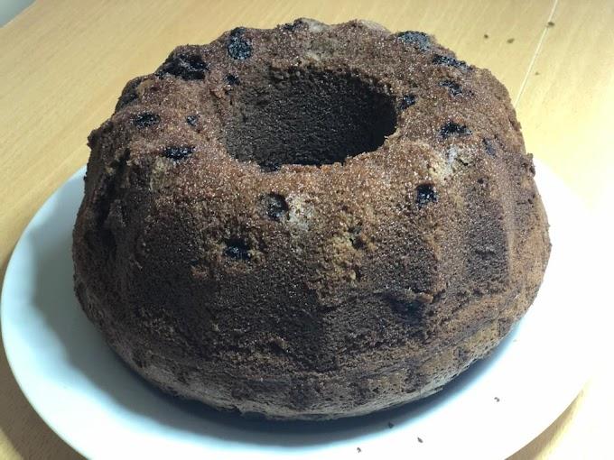 Pratik Pudingli Kek Tarifi - Bol Çikolatalı