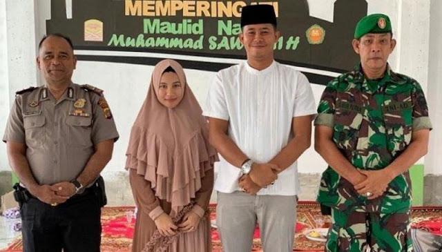gadis cantik thailand masuk islam di lhokseumawe