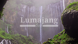 Air Terjun Tumpak Sewu Serpihan Surga dari Lumajang