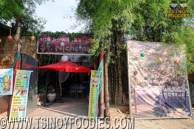 st nicholas catering restaurant