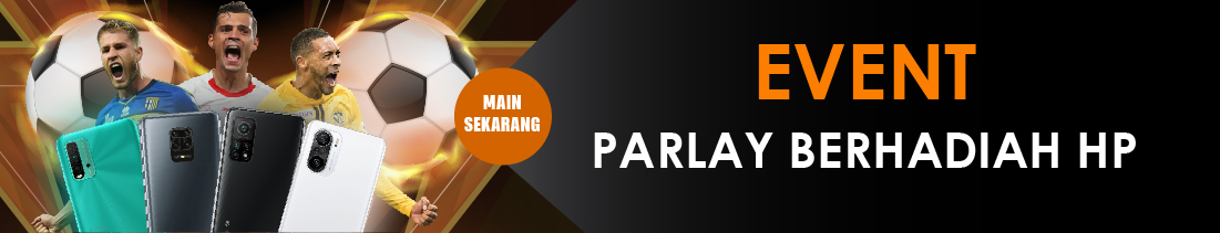 Mix Parlay Berhadiah Hanphone
