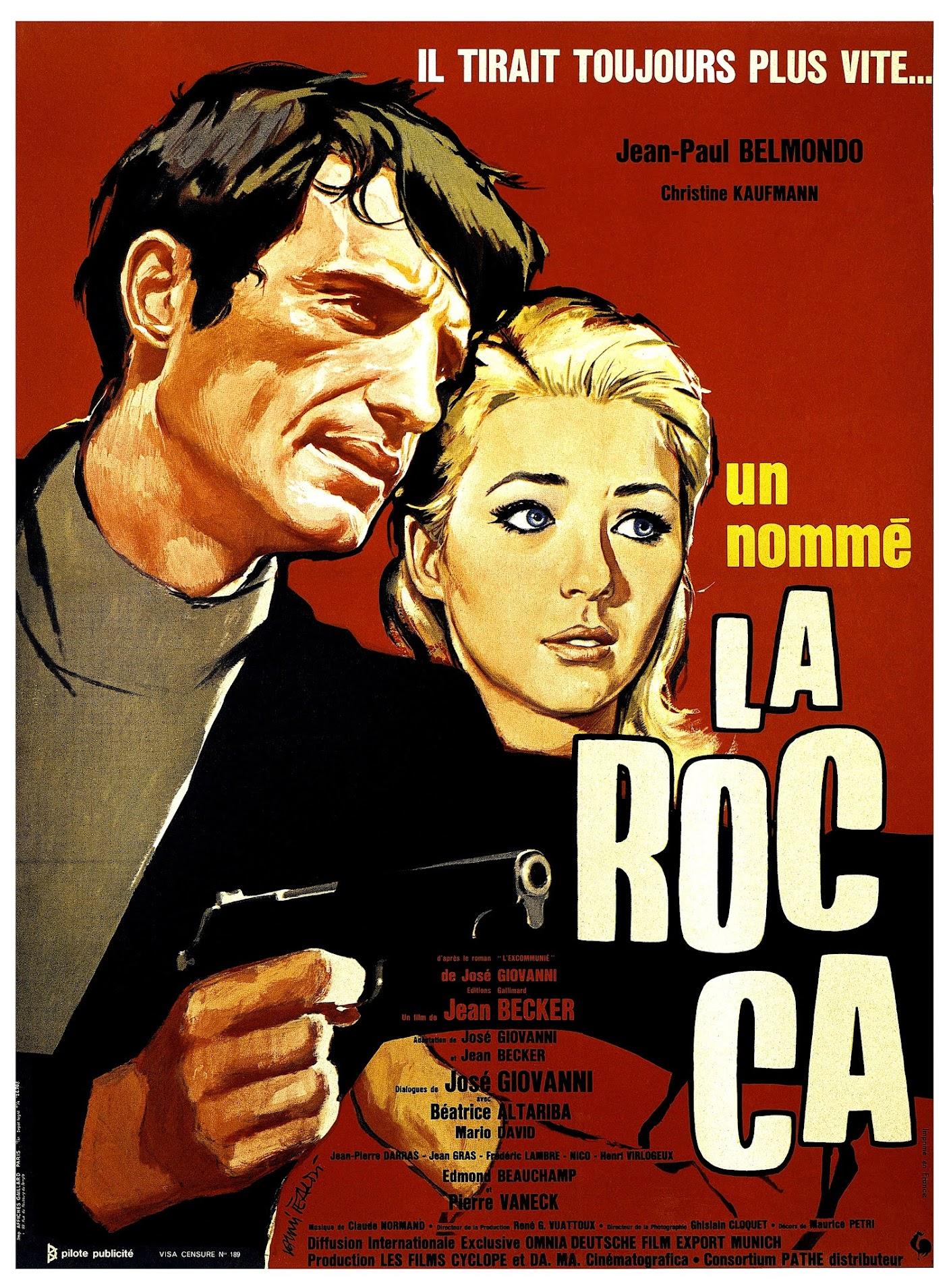 Un nommé La Rocca (1961) Jean Becker - Un nommé La Rocca