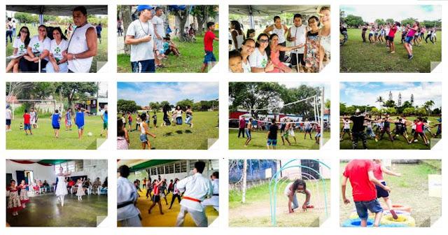 A Prefeitura Municipal de Iguape trouxe para a cidade o programa Agita São Paulo, uma iniciativa estadual para promover a atividade física.