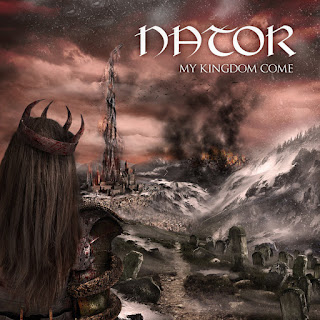 """Το τραγούδι των Nator """"Sorrow's End"""" από το album """"My Kingdom Come"""""""
