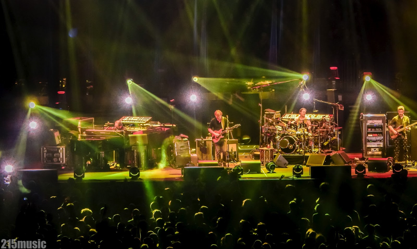 The Curtain With: Phish - 2017-08-01 \