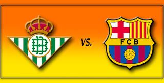 Барселона – Бетис смотреть онлайн бесплатно 25 августа 2019 прямая трансляция в 22:00 МСК.