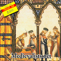 Free GM Resource: Medievalists.net