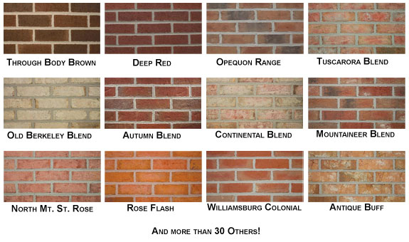 Brick Vector Picture Brick Veneers: Brick Vector Picture: Brick Veneers