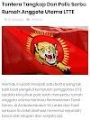 Kami Rasa Menteri LTTE Malaysia Tidak Akan Berdiam Diri. Tambah Lagi Rama-Rama Terbang Tinggi.