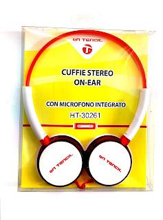 stereo cuffie cablato on tenck 30261