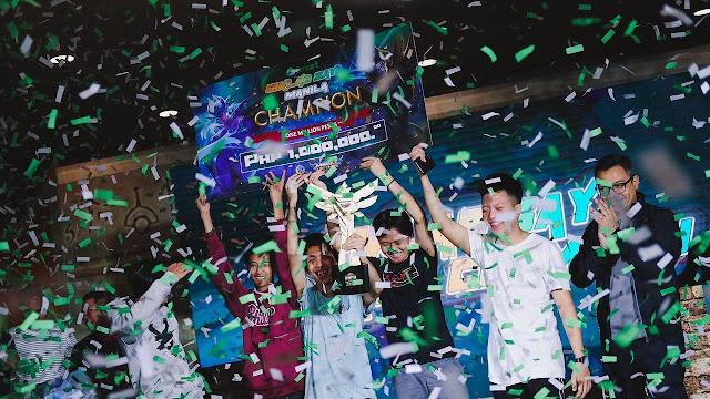 Get a chance to win P1M at the next leg at SM City North Edsa this weekend