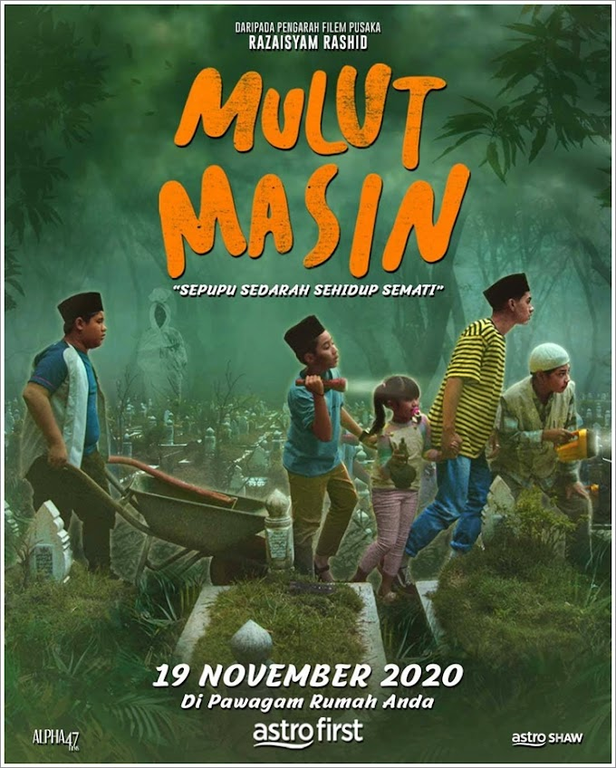 Movie | Mulut Masin (2020)