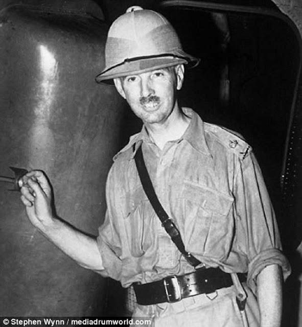 General Percival, captured on 15 February 1942 worldwartwo.filminspector.com