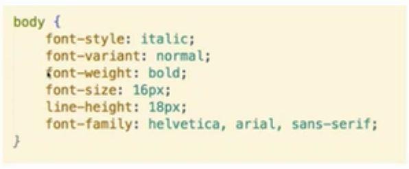 Belajar CSS Dasar Bagian 4 – Font Styling 8