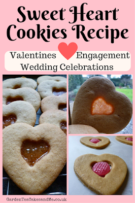 Sweet Heart Cookies Recipe biscuits celebrate wedding favours cookies engagement valentines