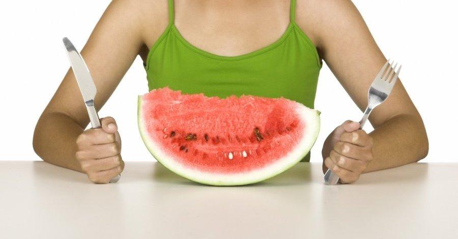 Слабость от арбузной диеты