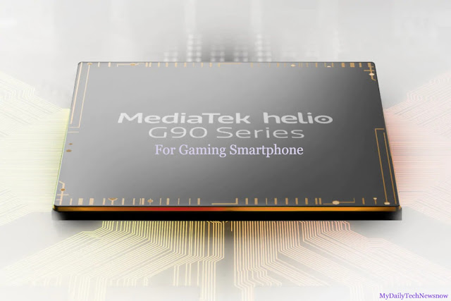 MediaTek Launched Helio G90 Gaming SoC for Smartphone.