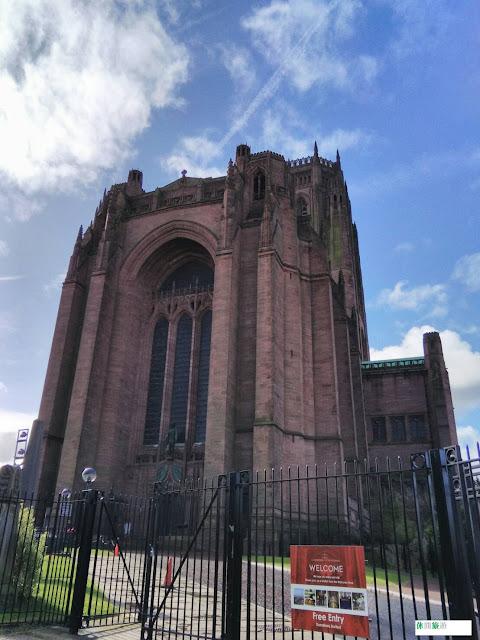 [英國/利物浦] 經典教堂:利物浦基督座堂Liverpool Cathedral