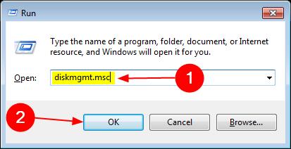 cara format flashdisk lewat disk management
