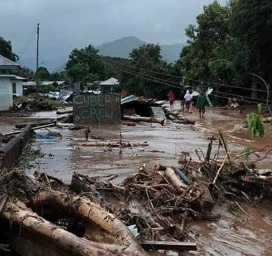 Banjir Bandang di Flores Timur, 41 Warga Meninggal, 27 Hilang
