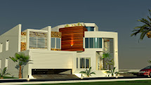 Modern Interior Design House Oman