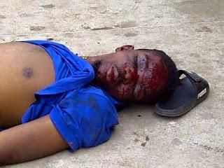 Suspected Cultist Shot And Killed Fresh Imsu Graduate 2