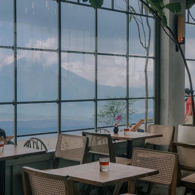 Rekomendasi Cafe di Kintamani Bali View Gunung Terbaru