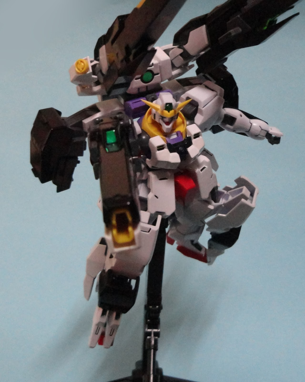"Custom Build: HG 1/144 Raphael Gundam ""D-Fusion"" - Gundam ... |Raphael Gundam Sdgo"
