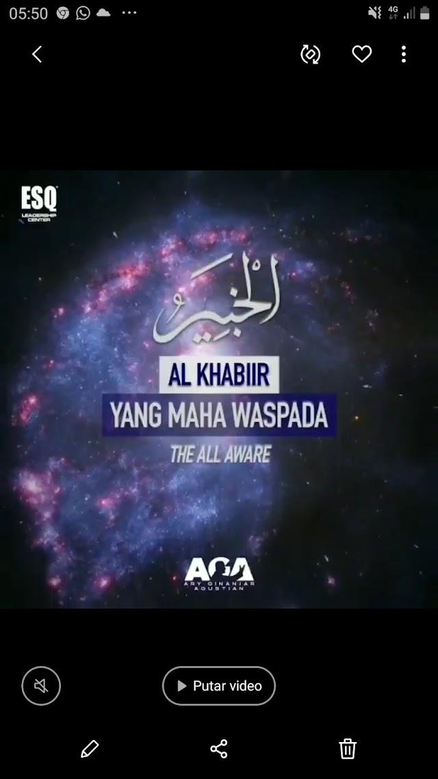 One Day One Asmaul Husna Al Khabiir
