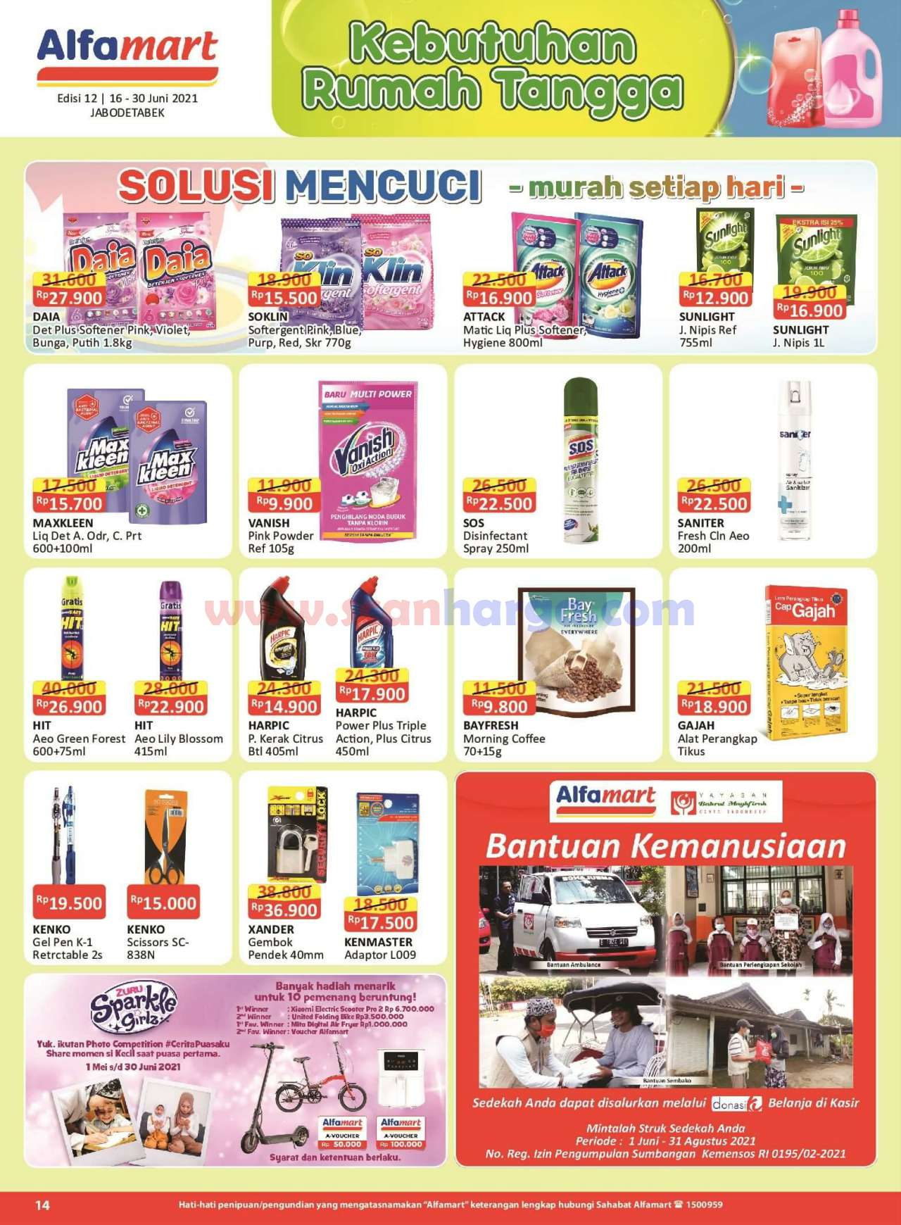 Katalog Promo Alfamart 16 - 30 Juni 2021 14