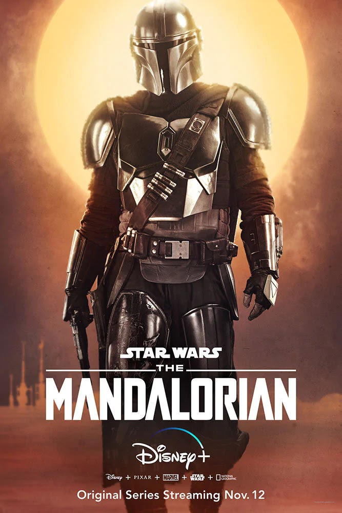 The Mandalorian: First episode date: 12 November 2019