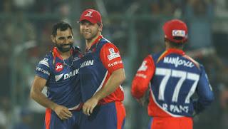DD vs SRH 40th Match IPL 2017 Highlights