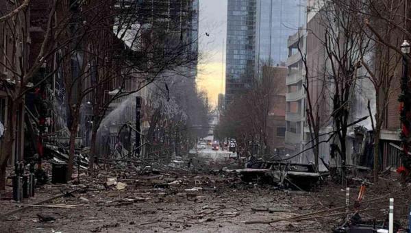"""الشرطة الأمريكية تكشف معطيات جديدة حول انفجار """"ناشفيل"""""""