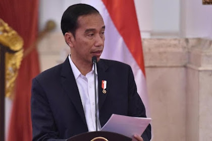 The Capital City is Targeted to Move 2024, Jokowi Reveals the Reason