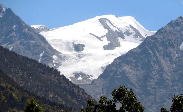 The Lady of Keylong Glacier