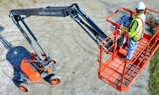 working with aerial lifts windy weather safety injury prevention