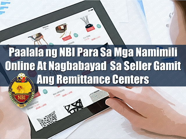 "Many people nowadays avail the comfort of online shopping.  It is convenient and practical. You can even find the best deal for the items you buy. But unlike any transaction you are making online, it is vulnerable to online scammers. Everyone has to be more cautious in dealing with online sellers who do not do meet-ups and collecting payments through remittance centers and promising to send your items via shipping. You might not get the exact item you are ordering or worse, you might never get it at all after sending your payment.  Advertisement         Sponsored Links       Steph Ang, 17, decided to buy a camera online as a birthday gift to her friend. She came across a seller named ""Fatima Bautista"" and made a purchase on April 10.    Five weeks after she sent her payment amounting to P2,700, the item was not delivered and the said online seller cannot be contacted anymore. She sought the help of a radio program ""Lingkod Kapamilya"" at DZMM to run after the online scammer who is hiding in a social media identity ""Fatima"".  Steph, after sending her a private message, she found out that the seller's location is at Ilagan City, Isabela and she agreed to send the item via shipping and send the payment ahead through a remittance center. She did not have any doubt on the seller since it is a trusted social media group with legit sellers. Ang also is used to making online transactions as she is also a reseller online. She then agreed to send the money under the name ""Angelo Mabad"" whom the seller said, is her boyfriend.   After 3 days, Ang made a follow-up about the status of her order but there was no answer from the seller. She cannot even tag her on their social media group. That's when she realized that she got victimized by a scam.  According to Agent Victor Lorenzo of the National Bureau of Investigation Digital Forensic Laboratory (NBI-DFL), there are several ways to go after the suspect.    They can verify where the money was claimed and who claimed it because the suspect most probably provided an identification when he/she claimed the money. Scammers also usually stay in their ""comfort area"" or hide-out which is usually near money remittance centers.   Lorenzo also warned the public not to confirm or say yes in sending money as scammers usually lie about their real location.   You should also check if the social media account was just recently created. Meet-ups are always the best way to transact with online sellers rather than do shipping deal.  The minimum security requirements of remittance centers, which is an identification card are being used by the scammers to victimize their preys. In doing meet-ups, you should make sure that it is in a secured aand crowded area.  READ MORE: It's More Deadly In The Philippines? Tourism Ad In New York, Vandalized    Earn While Helping Your Friends Get Their Loan    List of Philippine Embassies And Consulates Around The World    Deployment Ban In Kuwait To Be Lifted Only If OFWs Are 100% Protected —Cayetano    Why OFWs From Kuwait Afraid Of Coming Home?   How to Avail Auto, Salary And Home Loan From Union Bank"