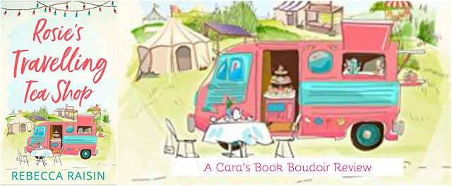 Rosie's Traveling Tea Shop by Rebecca Raisin Review