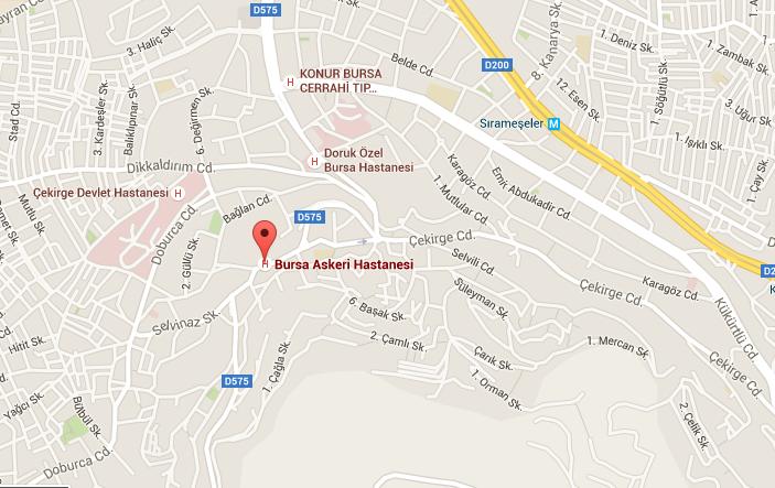 Bursa Asker Hastanesi