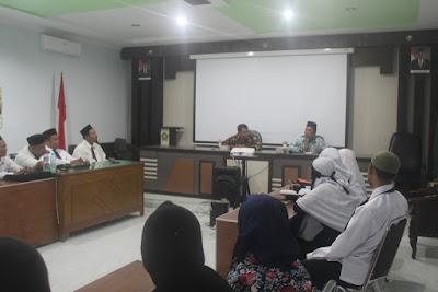Penyelenggara Syariah Tutup Diklat DDWK Penyuluh Non PNS