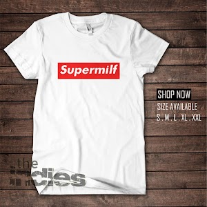 KAOS DISTRO SUPERMILF / SUPREME PARODI (KD372)