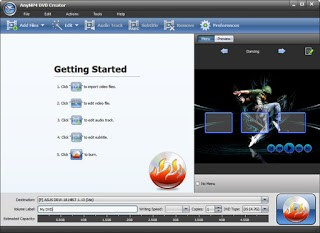 AnyMP4 DVD Creator 7.2.8 Multilingual Full Crack