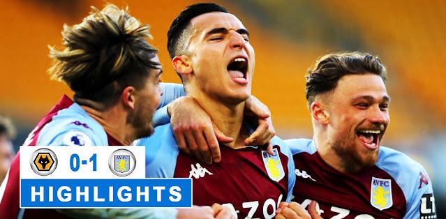 Wolverhampton Wanderers vs Aston Villa – Highlights