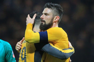 Arsene Wenger Reveals Why He Picked Named Giroud As Captain