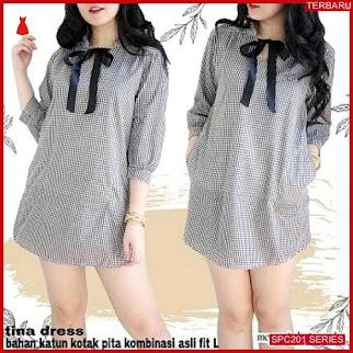 SPC201T71 Tina Dress Terbaru Dress Wanita | BMGShop
